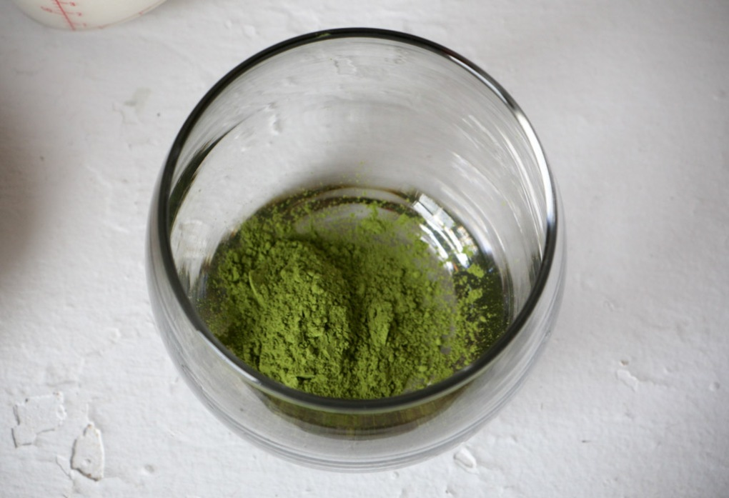 Matcha Chia Pudding with Coconut - The Clean Gourmet