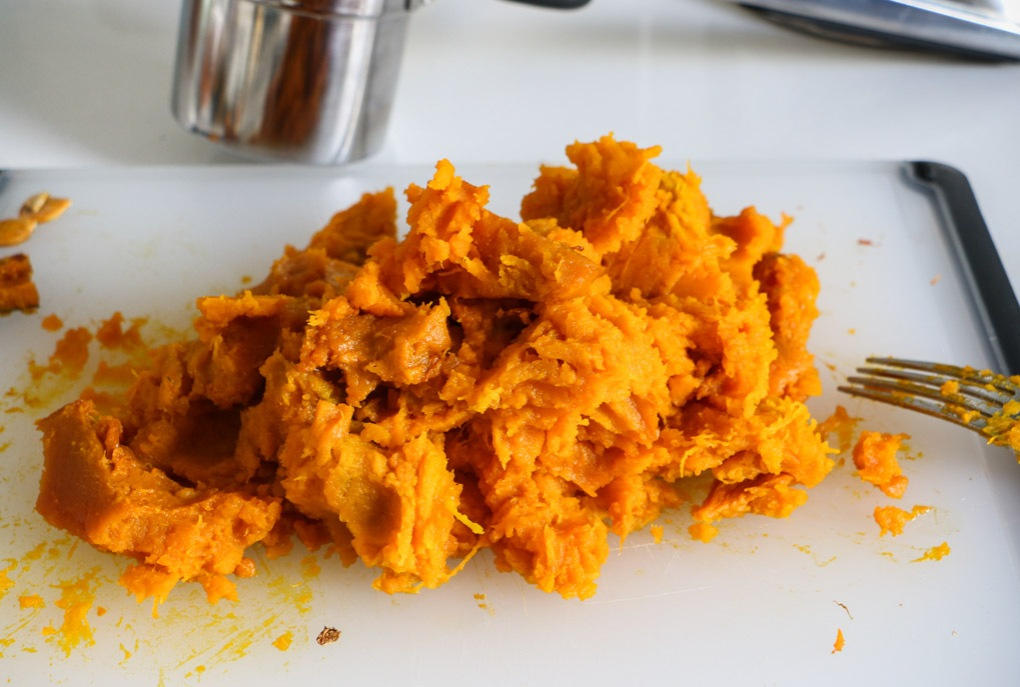 How to make pumpkin purée - The Clean Gourmet